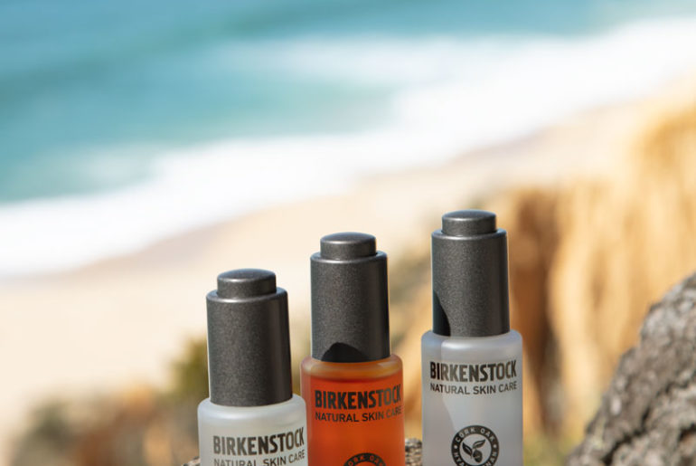 Pure power of active ingredients: BNSC NATURAL SOLUTIONS SERUMS