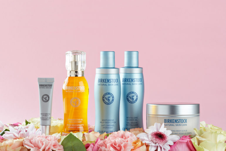Enjoy Valentine's Day with BIRKENSTOCK Natural Skin Care