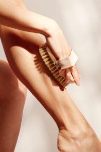 Dry Body Brushing